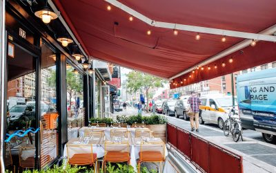 How NYC Does Patios
